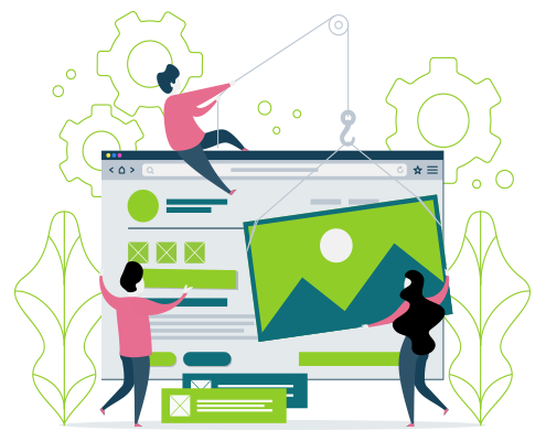 طراحی وب سایت اختصاصی شرکت نوکارتو پکیج جامع دیجیتال مارکتینگ تخصصی