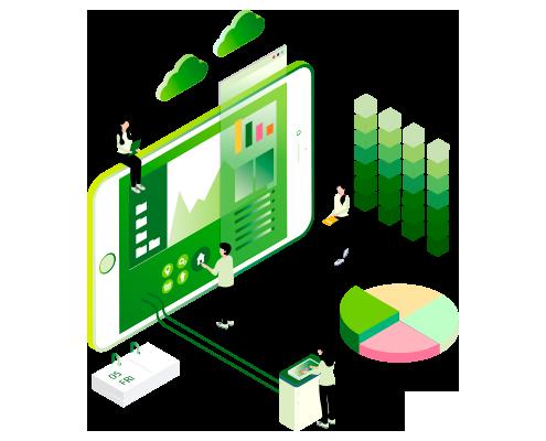 پکیج جامع دیجیتال مارکتینگ تخصصی - پیاده سازی نرم افزار سفارش مشتری