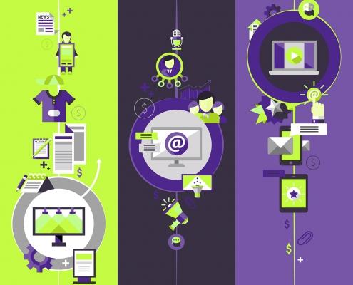 استراتژی بازاریابی در کمپین های تبلیغاتی نوکارتو