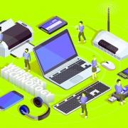 دستگاه های شبکه ای سازمانی نوکارتو