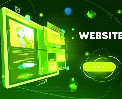وب سایت عنصر کلیدی کسب و کار توکارتو