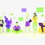 مدل های ارتباطات دیجیتال و آنلاین نوکارتو
