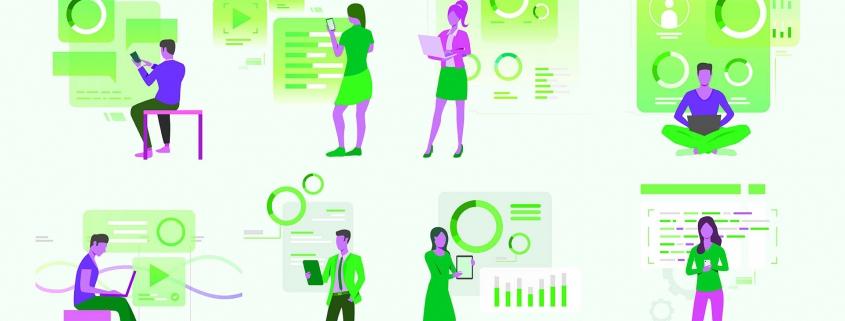 اطلاعات درباره مشتریان و تعیین میزان وفاداری آنها نوکارتو