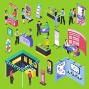 نمایشگاه و بازارپردازی به عنوان ابزارهای تبلیغاتی نوکارتو