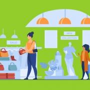 خرده فروشان در بازار چه کارهایی انجام میدهند؟ نوکارتو