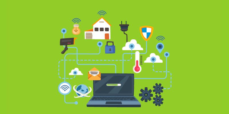 پروتکلهای اینترنت اشیا