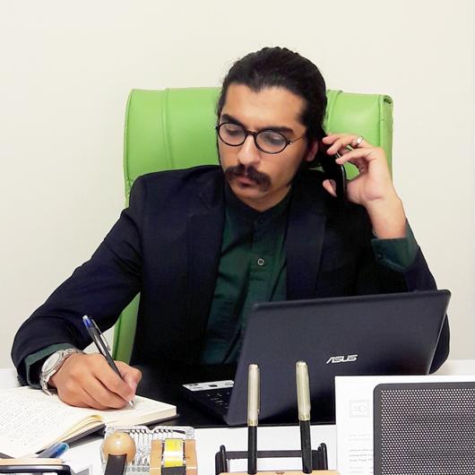 مهندس حسین قریشی