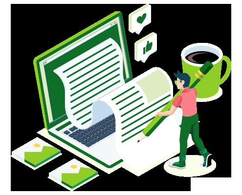 پکیج جامع دیجیتال مارکتینگ تخصصی - تولید محتوای تخصصی