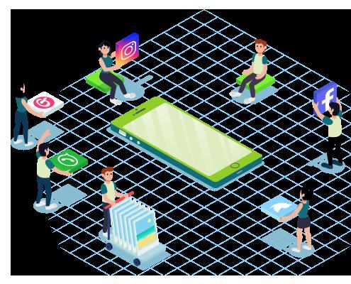 پکیج جامع دیجیتال مارکتینگ تخصصی - بازاریابی شبکه های اجتماعی