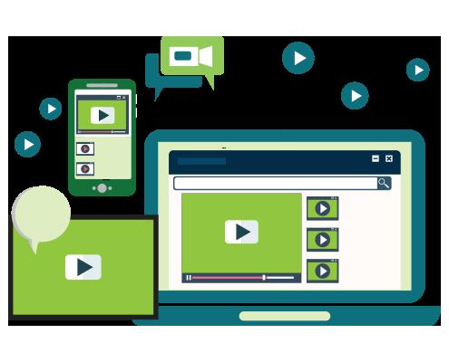 پکیج جامع دیجیتال مارکتینگ تخصصی - بازاریابی عناصر چند رسانه ای