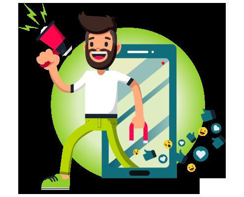 پکیج جامع دیجیتال مارکتینگ تخصصی نوکارتو - بازاریابی تأثیرگذار