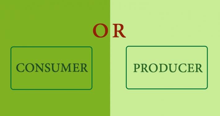 مصرف کننده مهم تر است یا تولید کننده ؟