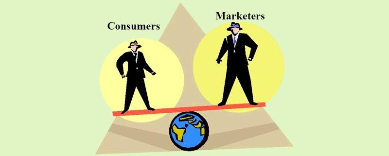 تبدیل مصرف کنندگان به بازاریاب
