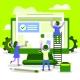 ایجاد لینک، بازاریابی وابسته، حمایت مالی نوکارتو