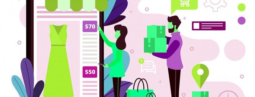 بازار آنلاین ، مدل و درآمد نوکارتو