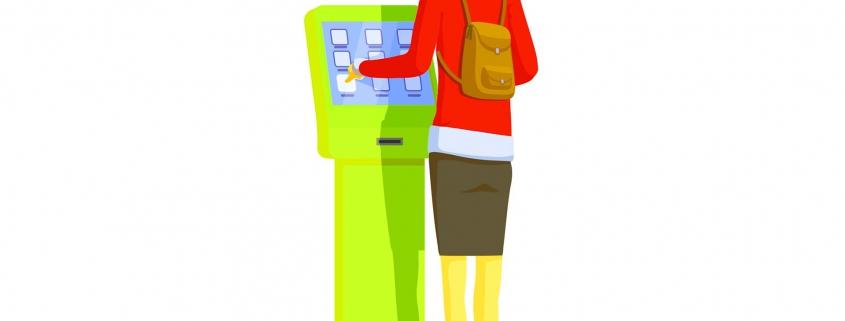 کیوسک های تعاملی و دستگاه های بی سیم نوکارتو