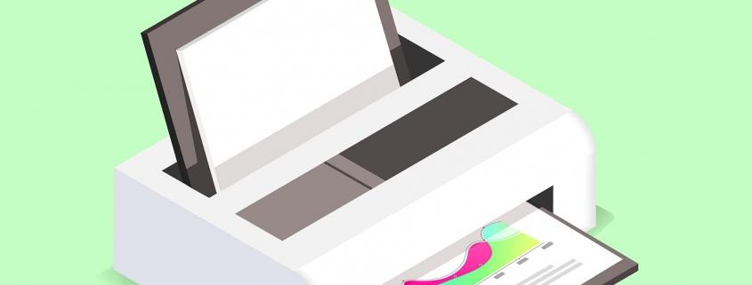چاپگرهای جوهرافشان چه کارایی دارند؟ نوکارتو
