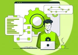 ارتباط با مشتری و پشتیبانی فناوری اطلاعات نوکارتو