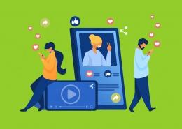 فیس بوک و لینکدین ، شبکه های اجتماعی نوکارتو