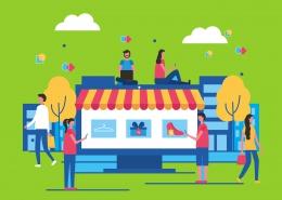 تجارت الکترونیک در کسب و کار ها چگونه صورت میگیرد؟ نوکارتو