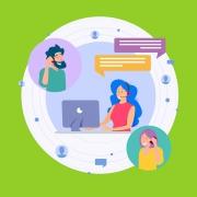مشتریان و ایجاد ارتباط نوکارتو