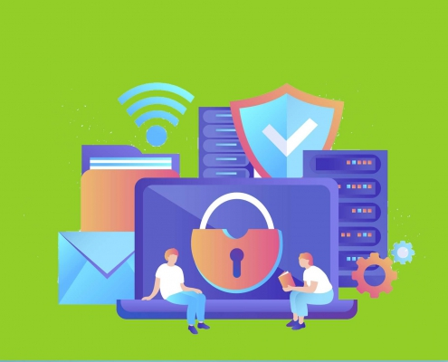 ویروس ها؛ امنیت و تهدیدهای خارجی نوکارتو